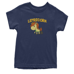Leprecorn Unicorn Leprechaun Youth T-shirt