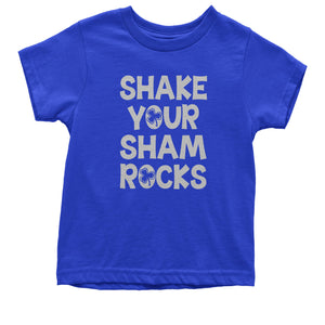 Shake Your Shamrocks Youth T-shirt