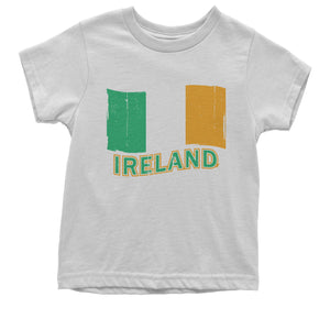 Ireland Distressed Flag Youth T-shirt