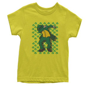 St Patricks Day Dab Youth T-shirt