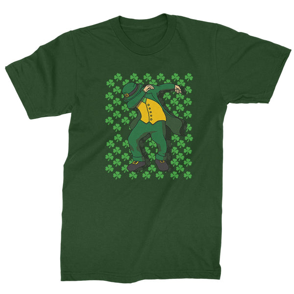 St Patricks Day Dab Mens T-shirt