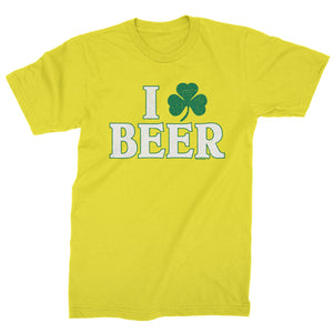 I Shamrock Beer St. Paddy's Day Mens T-shirt