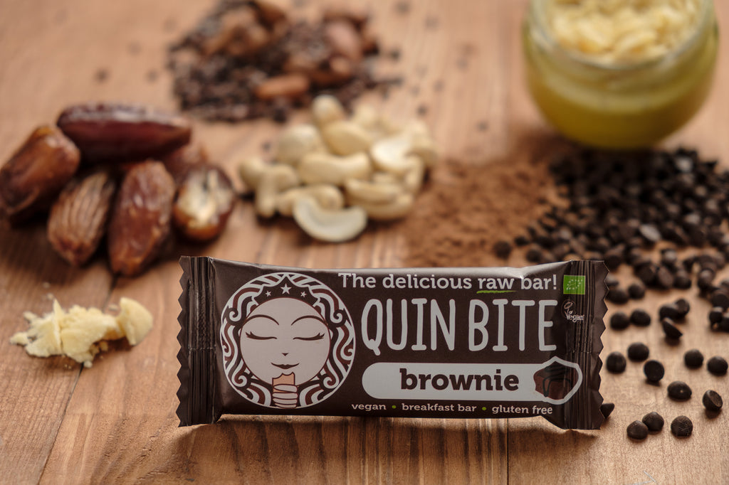 Quin Bite - Brownie