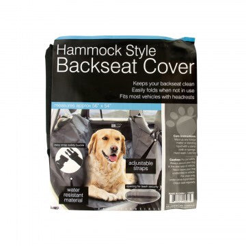 backseat car hammock for all pets at dog 360