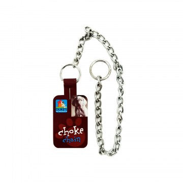 choke chain collar for medium dogs