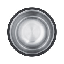 Load image into Gallery viewer, stainless steel top dog food bowl