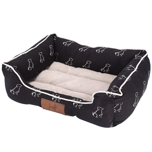 Ultra-Comfy Deluxe Pet Bed