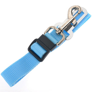 Adjustable Car Seat Belt Leash