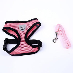 Nylon Mesh Pet Harness