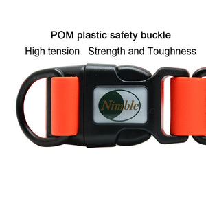 high tension collar safety buckle