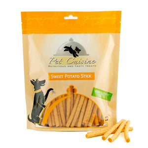 Pet Cuisine Sweet Potato Sticks 340g