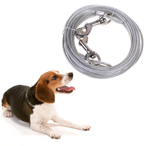 NEW High-quality Steel Wire Pet Leash