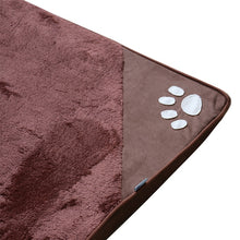 Load image into Gallery viewer, Plush Lounge Orthopedic Pet Bed