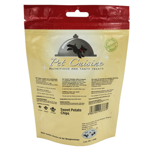 Pet Cuisine Sweet Potato Treats 100g*2 Bags