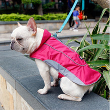 Load image into Gallery viewer, Polyester Dog Coat Waterproof Winter Cotton Warm Winter Dog Clothes