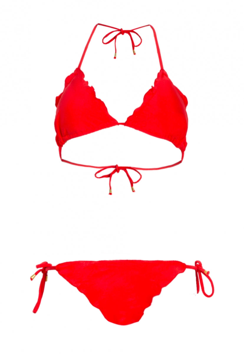 Summer Heat Bikini Set - Swimwear - Wetseal