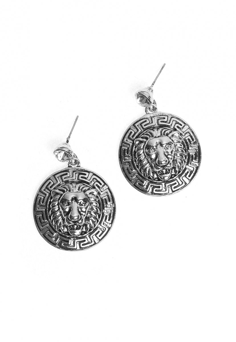 Hear Your Roar Earrings - Jewelry - Wetseal