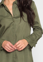 Salvador Shirt in Olive