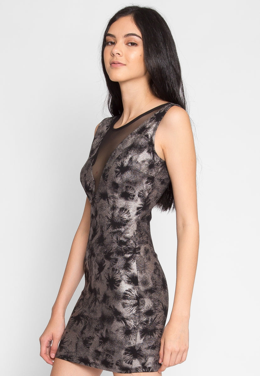 Brave Shiny Body Dress - Dresses - Wetseal