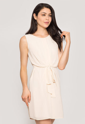 Love Lesson Pleated Dress