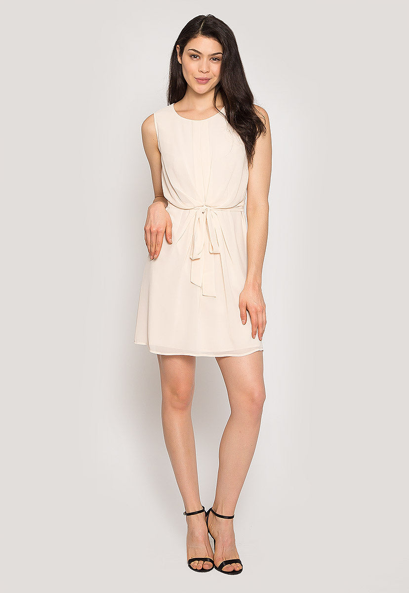 Love Lesson Pleated Dress - Dresses - Wetseal