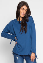 Pausa Double Knit Sweater