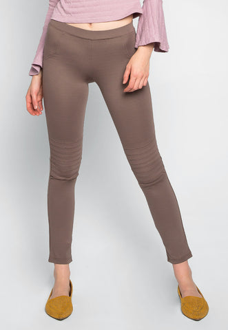 Make It a Double Leggings in Mocha