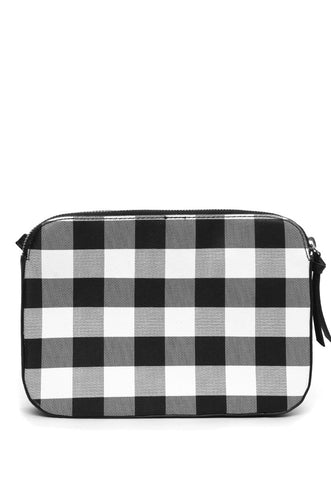 Picnic Gingham Messenger Bag