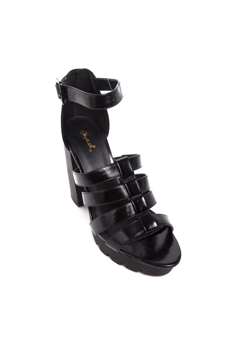 Dexi Gladiator Sandals - Shoes - Wetseal