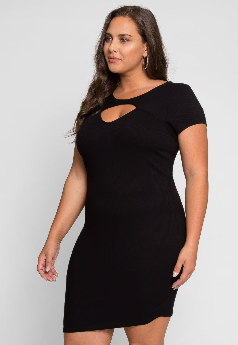 Plus Size Strong Chance Dress