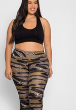 Plus Size Daybreak Active Leggings