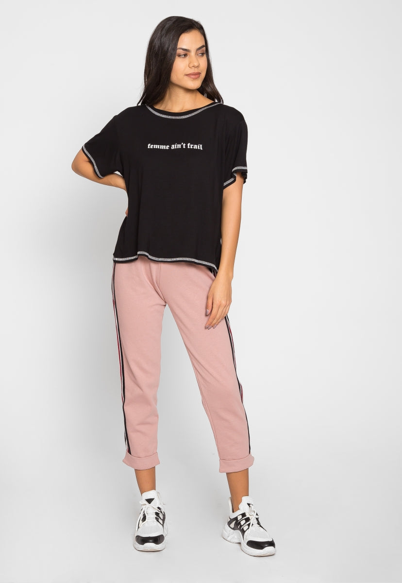 Femme Graphic Tee - T-shirts - Wetseal