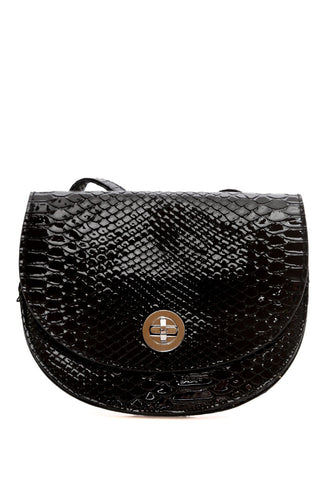 Textured Crossbody Bag