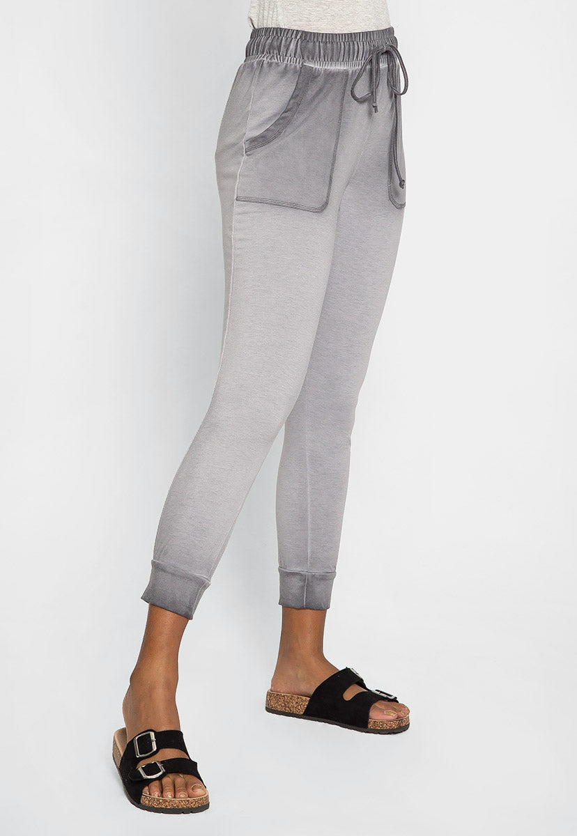 The End Mineral Wash Joggers - Pants - Wetseal