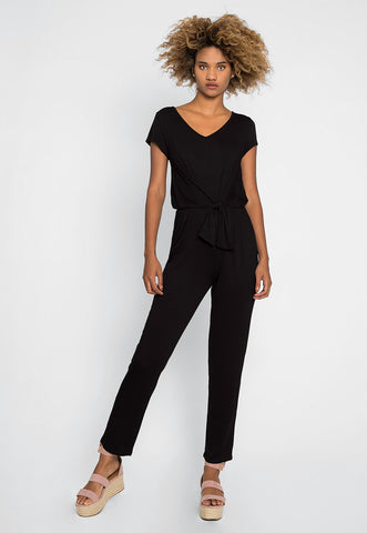 Lounge Fitted Jumpsuit