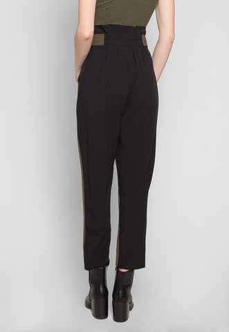 Dominique Pleated Waist Pants