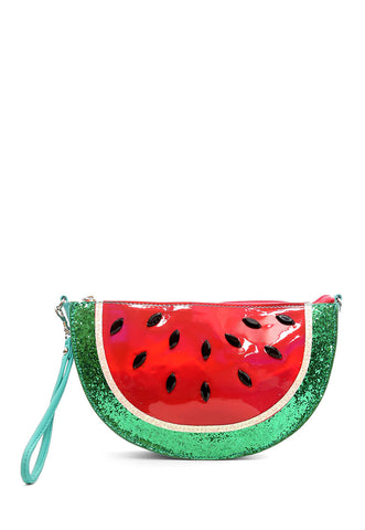 Watermelon Novelty Crossbody Bag