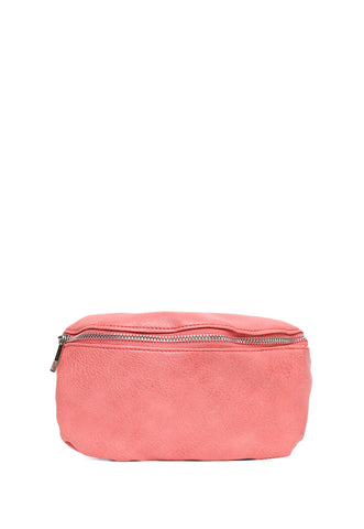 Pebble Fanny Pack in Orange