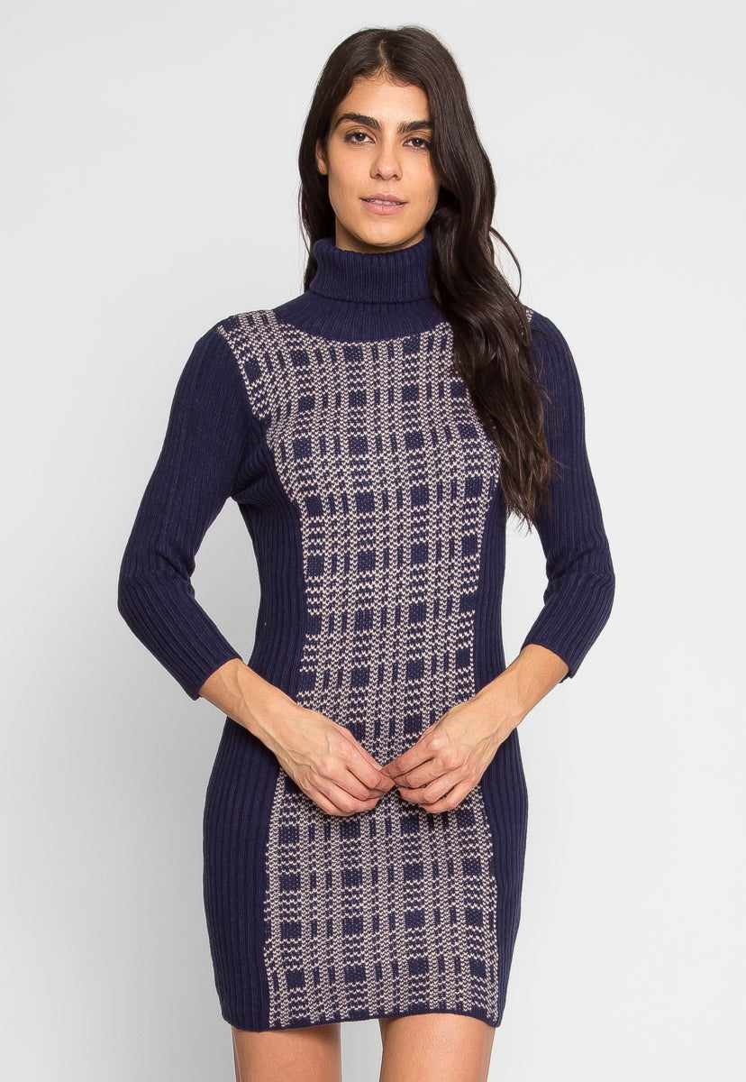 Rigby Turtleneck Dress - Dresses - Wetseal