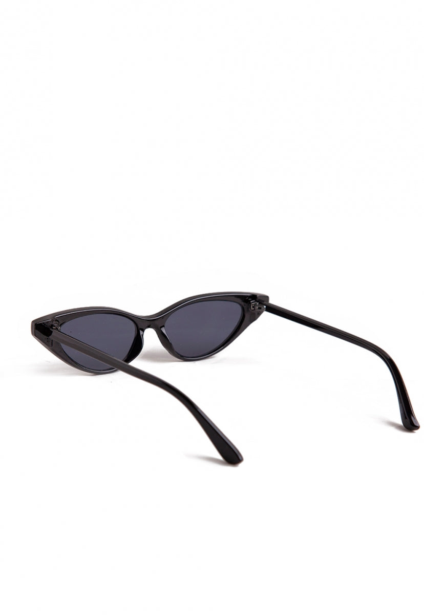 Downtown Cat Eye Sunglasses - Sunglasses - Wetseal