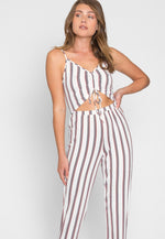 Blossom Cut Out Jumpsuit