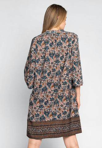 Aurora Boho Tunic Dress