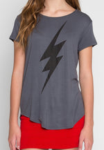 Striking Bolt Graphic Tee