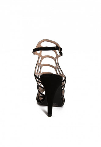 Party Animal Laser Cut Heels