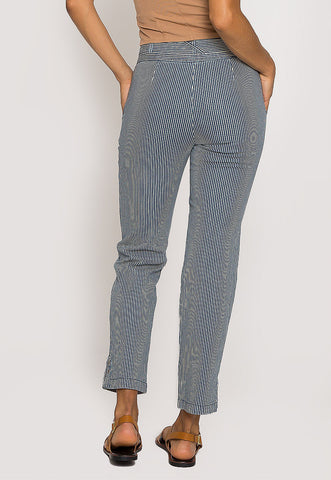Newport Stripe Slim Pants