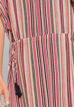 Baja Stripe Dress