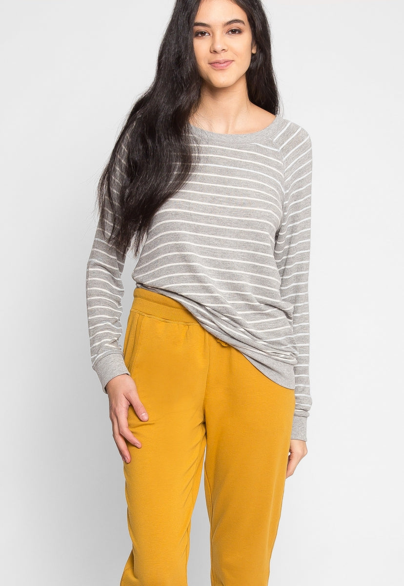 The Basics Lounge Joggers in Mustard - Pants - Wetseal