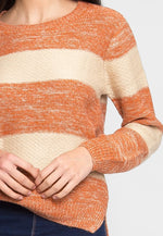Sahara Stripe Knit Sweater