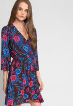 Empire Floral Dress