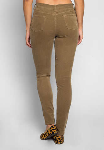 Bonfire Corduroy Pants in Olive